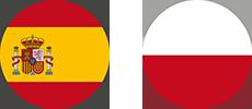 hiszpański – polski